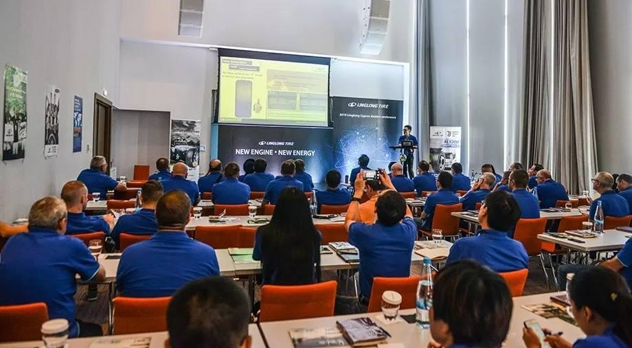 Ευρωπαϊκό Συνέδριο Αντιπροσώπων Linglong στην Κύπρο