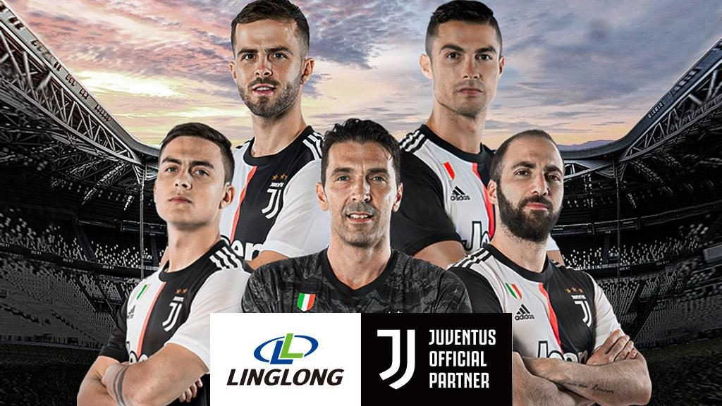 linglong tire- juventus